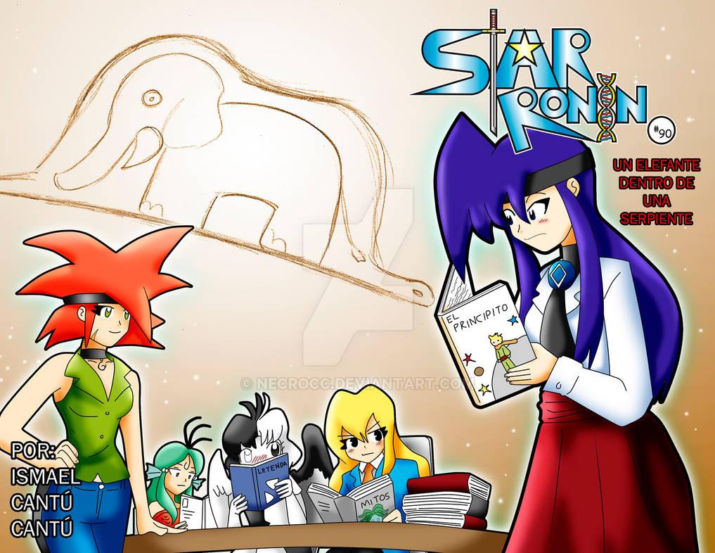 Star Ronin: portada90