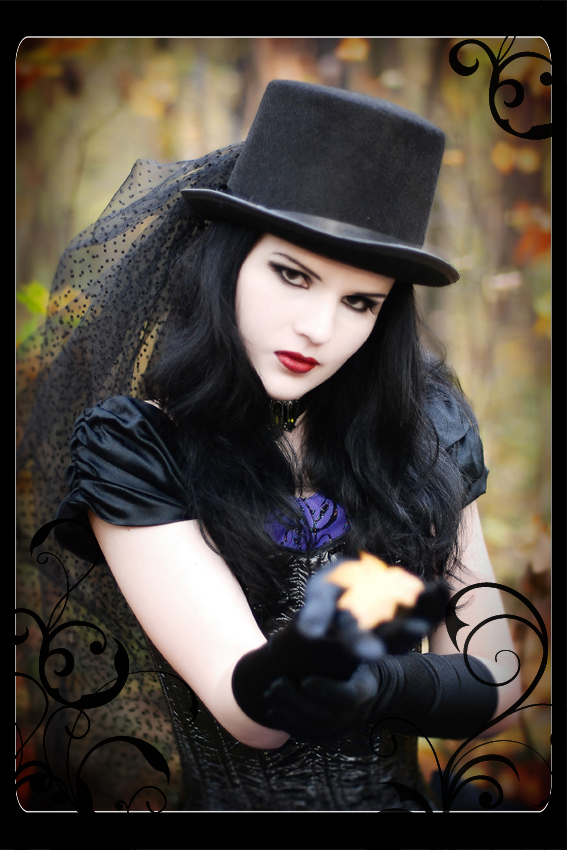 Gothic Girls 2008 Autumn 02 By Vened On DeviantArt