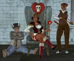 Alice's Nightmare by KJMcElrath