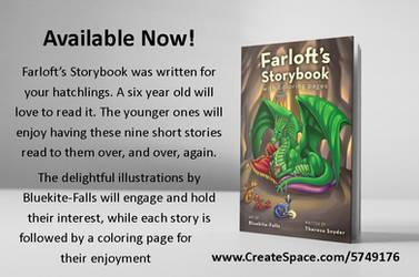 Farloft's Storybook! by Bluekite-Falls