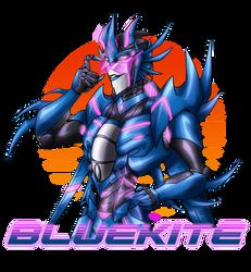 Kite Icon 80's by Bluekite-Falls