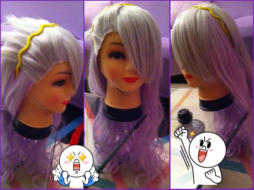 Wig _Add (Elsword) by Kuroko11