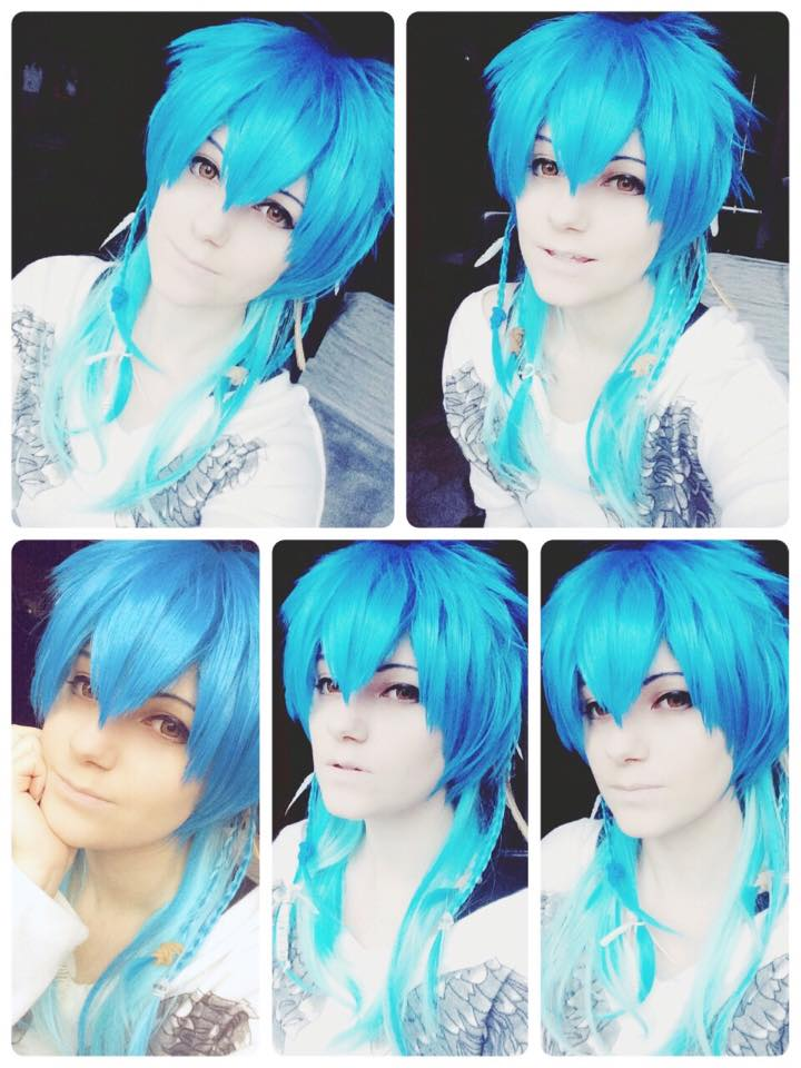 Aoba (Mink Route) _Collage by Kuroko11