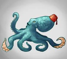 Dr. Cephalopod. Here again.