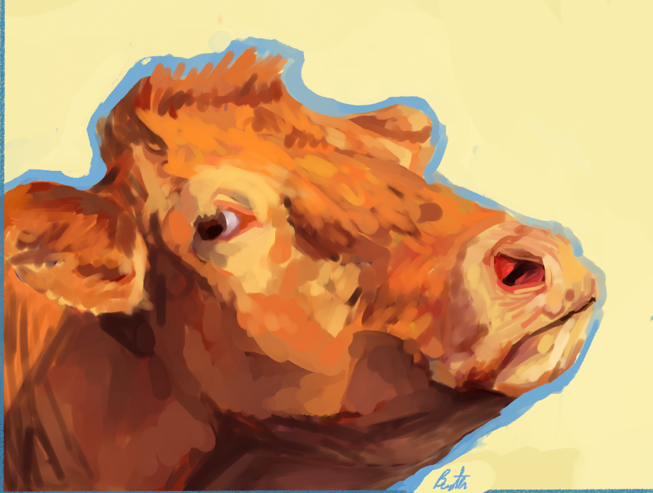 Cowfriend by MyelinSheath