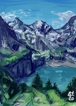 Landscape Study 02