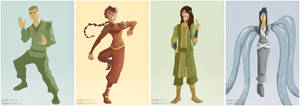 Legend of Korra: Red Lotus