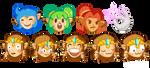 Zelda Emotes