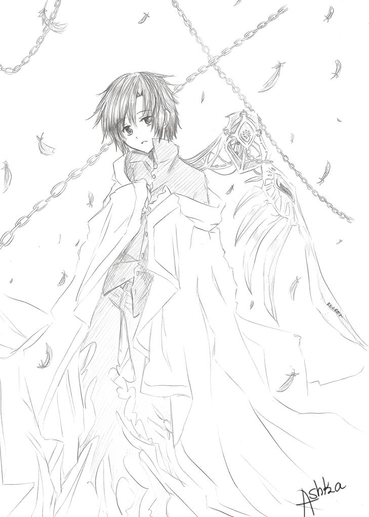 ChAiN by Ashka-chan
