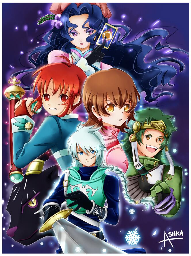 Tales of Rebirth by Ashka-chan