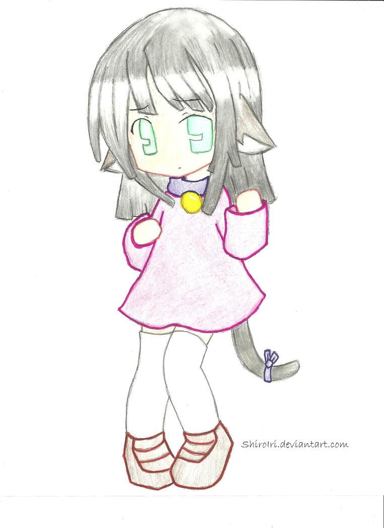 179 best images about chibi anime on Pinterest  |Chibi Anime Neko Girl