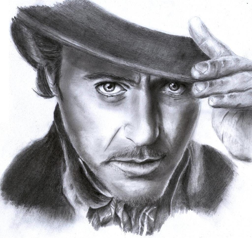 Sherlock Holmes Robert Downey Jr Wallpaper Loft Wallpapers
