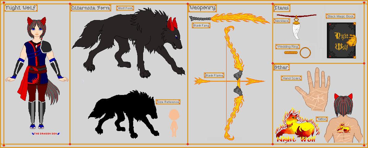 LD: Night Wolf
