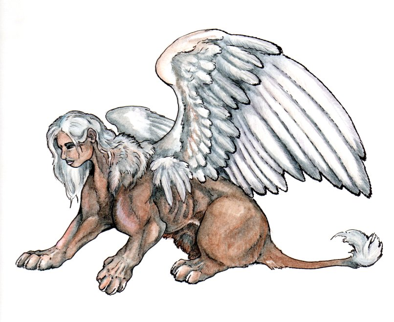 Sphinx by Amagire