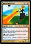 MtG - Marisa Kirisame