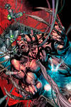 Wolverine Origin issue36 cover