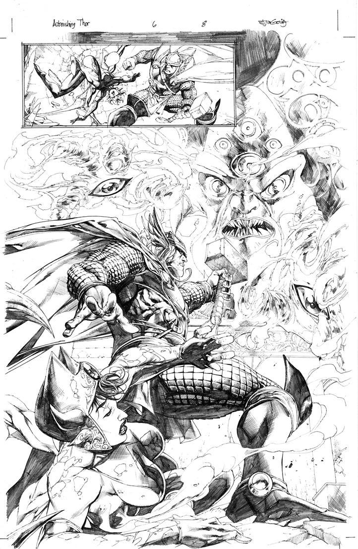 Thor Deviant Saga 1 pg8 by sjsegovia
