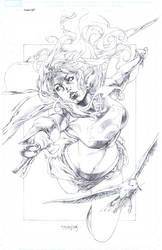 Supergirl Commission 2