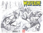 Wolverine vs Daken