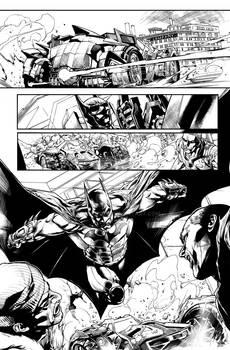Batman Arkham Knight issue 0