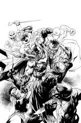 Convergence issue 3 cover
