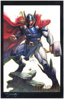 Thor copic color