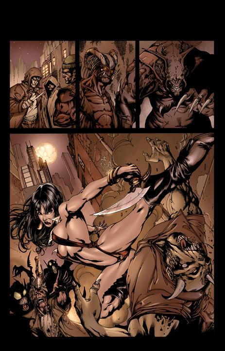 vampi interior page by sjsegovia