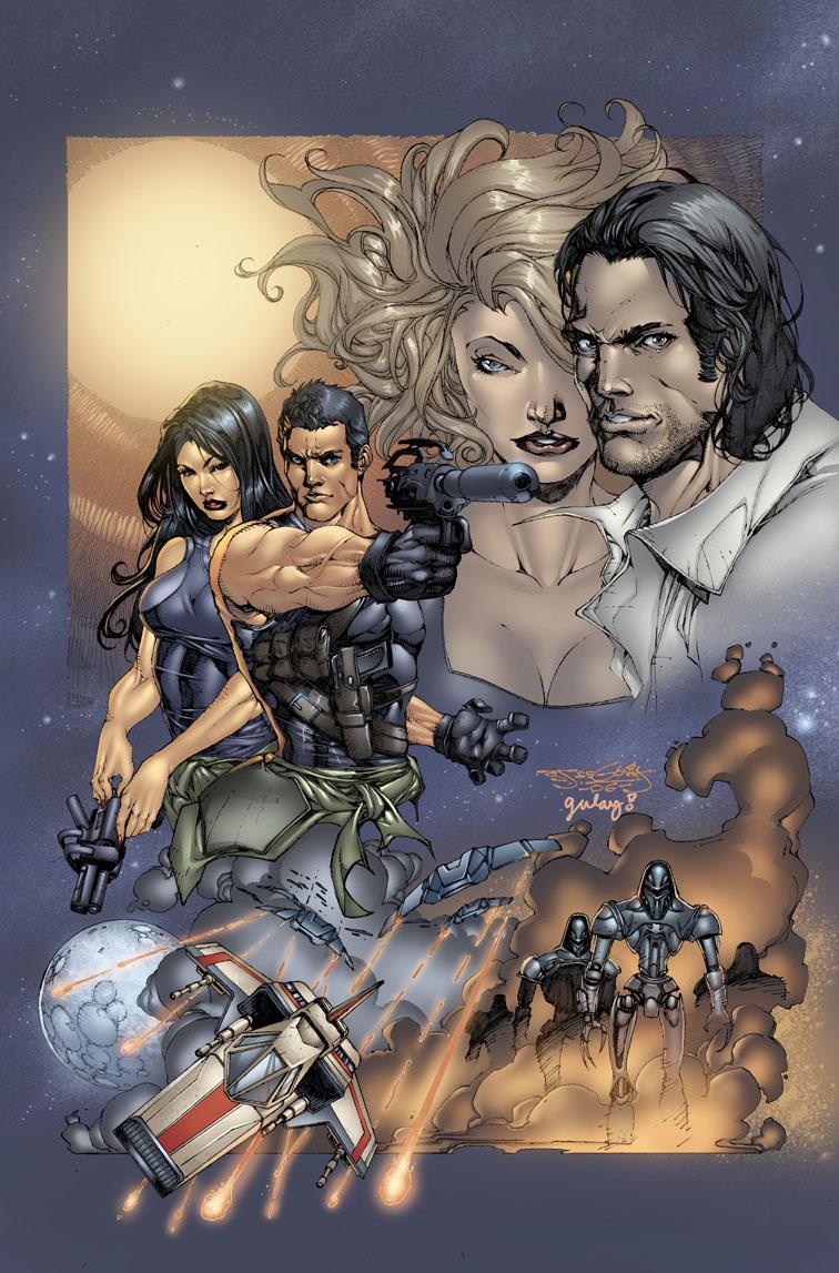 Battlestar gallactica cover by sjsegovia