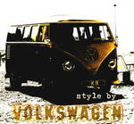 VW style tshirt design by graphic-rusty