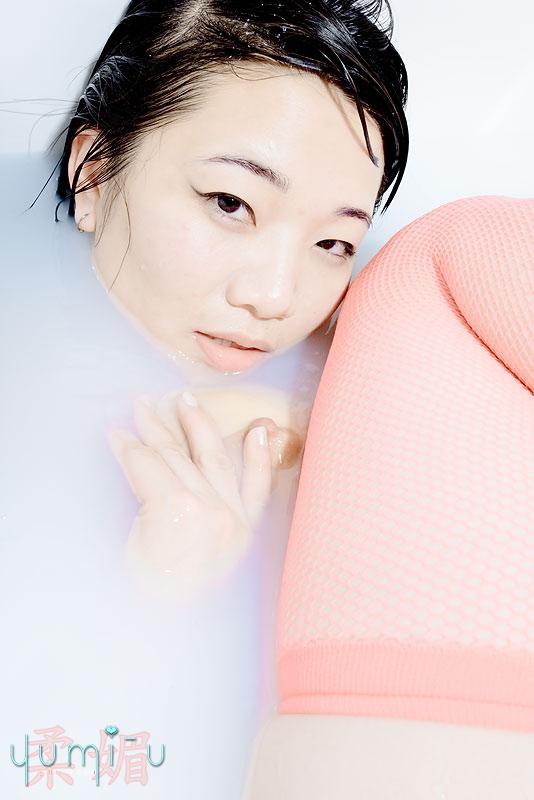 Bubble bath by Yumi-U
