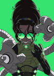 Doc Ock (Spiderman: Into the Spider-verse)