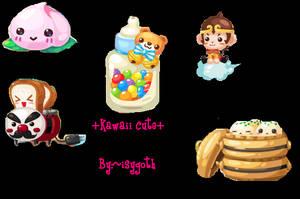 +Kawaii Cute+ by ushirin