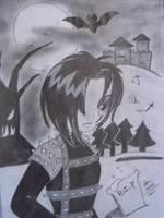Edward Scissorhand by ushirin