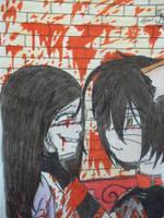 amor sanguinario? by ushirin