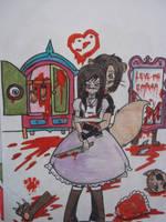casa dos fursonas bonecas by ushirin