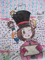Charlie and chocolate factory by ushirin