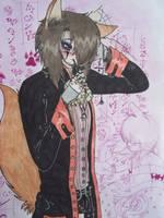 _ Johnny-San : Human _ by ushirin