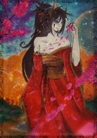 +Oriental Red+ by ushirin