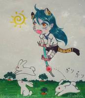 + Happy Jump + by ushirin