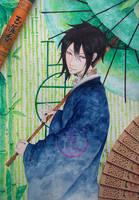 +-Bamboo terrace+ by ushirin