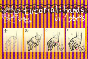 +Tutorial: Hands in 4 steps+ by ushirin