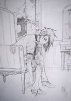 -At Morning- by ushirin