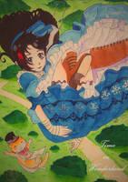 +Fushigi no Kuni no Jikan+ by ushirin