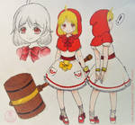 +Lil Red Riding Hood - Elphis+
