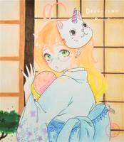 +Deyu-chan by ushirin