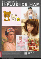 +BlackLenore Influence Map+ by ushirin