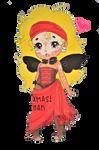 +Sweet Voodoo Girl+ by ushirin