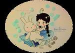 +Blue Friend: Sugar Soap+