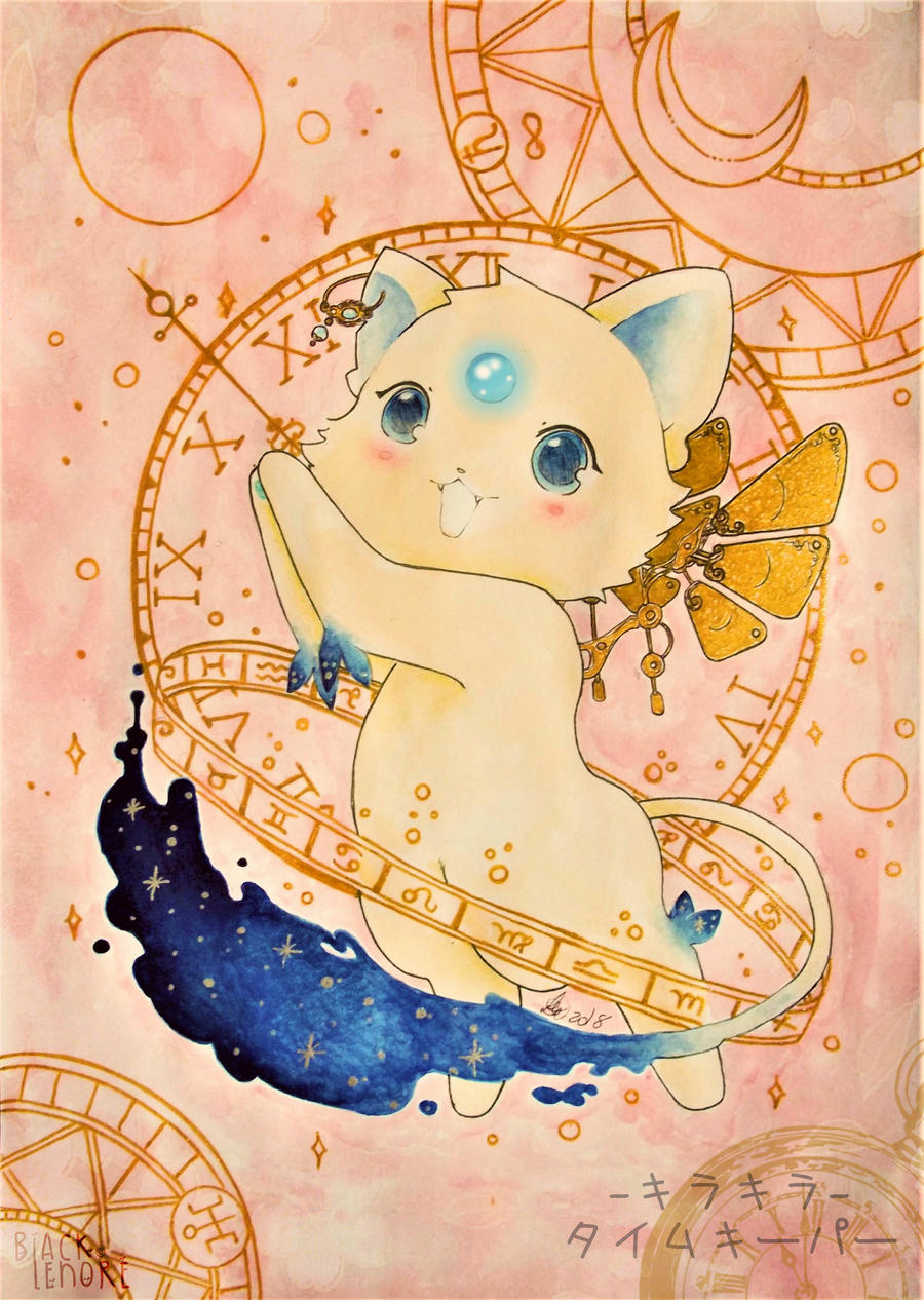 +Kira Kira: The Celestial Time's Keeper+ by ushirin