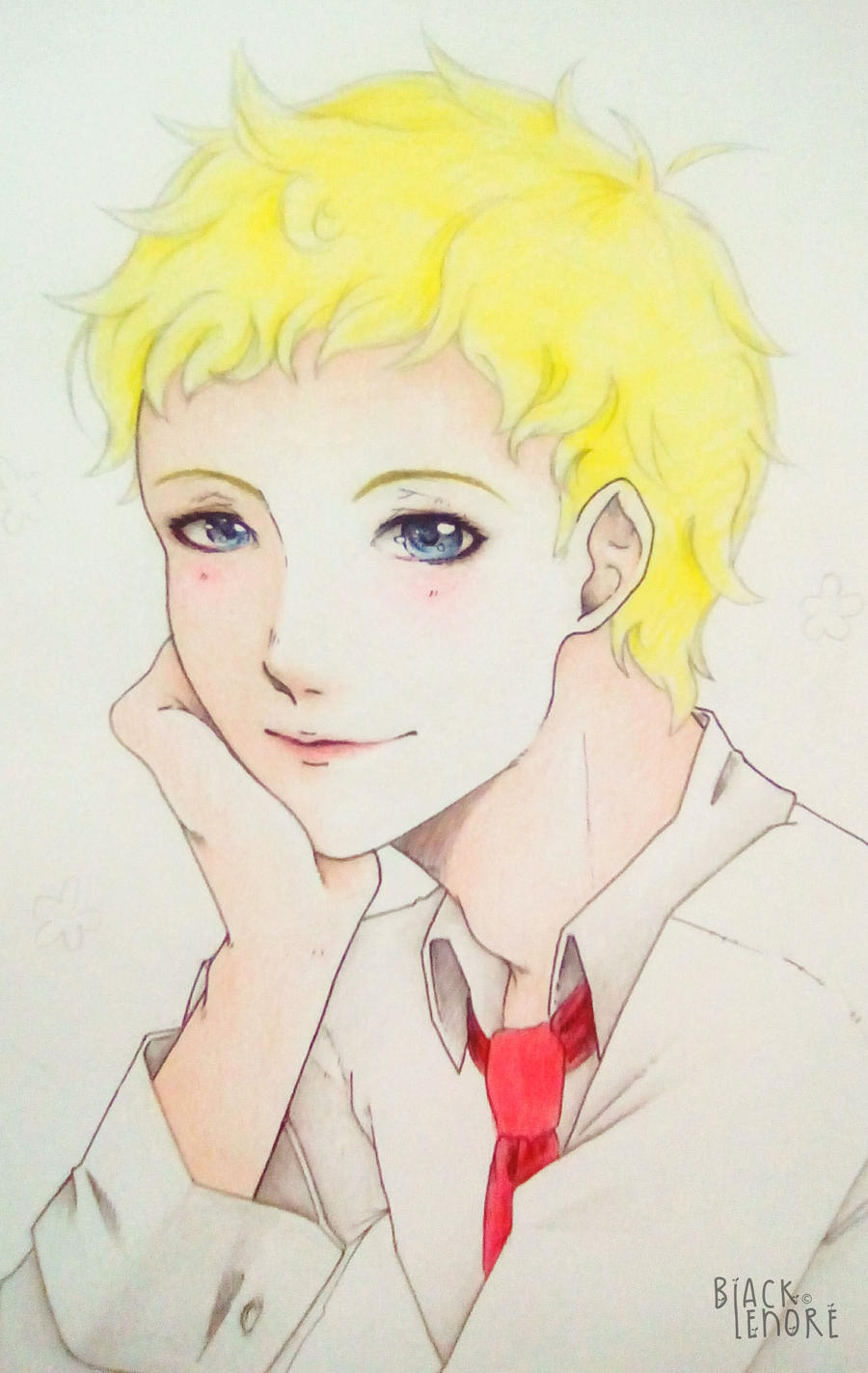 .:* JSM Airashidesu (doodle part 2) *:. by ushirin